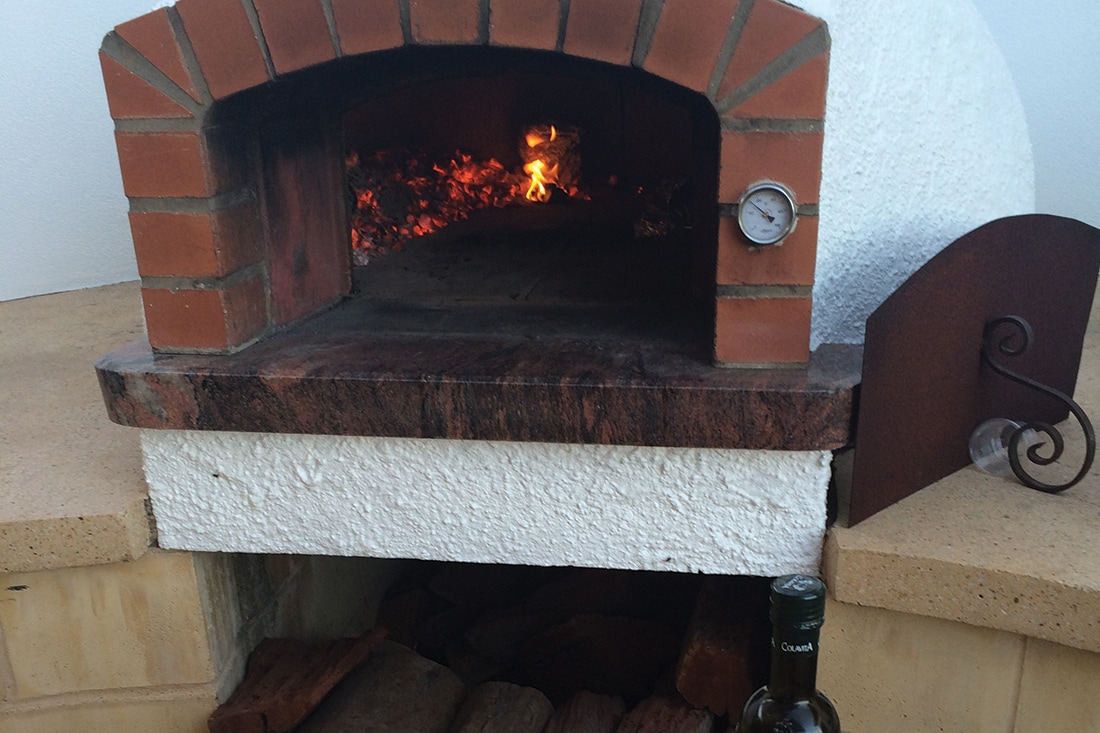 Flavio Wood Fired Ovens
